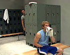 Coach Ryan screwing a hung jock in the locker room