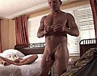 A muscle stud screws his straight room mate hard