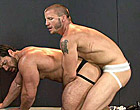 Vince Ferelli gets ass assaulted by his partner