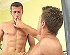 Big-cocked BelAmi hunks slobbering cocks n fucking