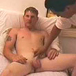 Gay Cumshot Movies - Confused Stud Gets His Cock Kissed And Jerked
